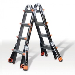 Little Giant Altrex Little Giant Dark Horse telescoopladder 4x4
