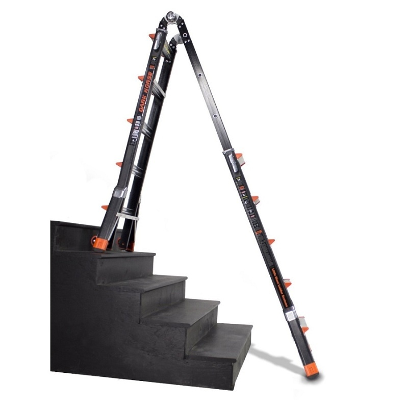 Little Giant Altrex Little Giant Dark Horse telescoopladder 4x5