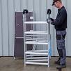 EuroScaffold Kamersteiger Compact module 1 werkhoogte 3,0 m