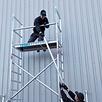 EuroScaffold Kamersteiger Compact module 1+2+3 werkhoogte 5,5 m