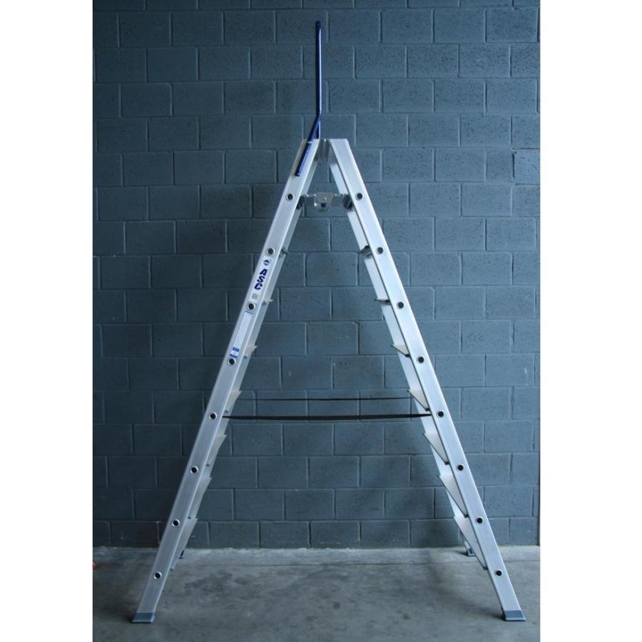 ASC ASC Stufen-Doppelleiter 2 x 8 Stufen DT-8