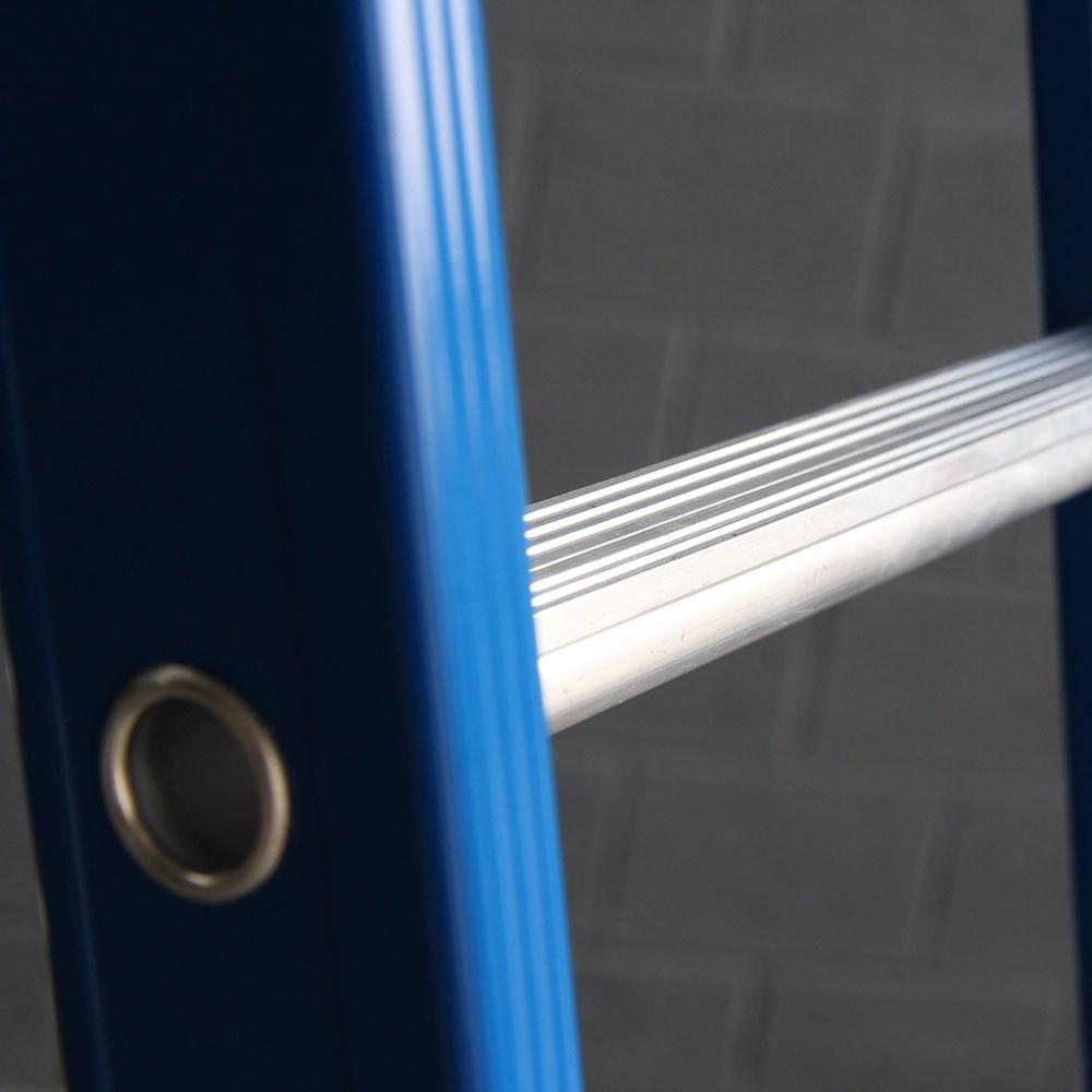 ASC ASC Premium Kombi Sprossenleiter 2x8 Sprossen