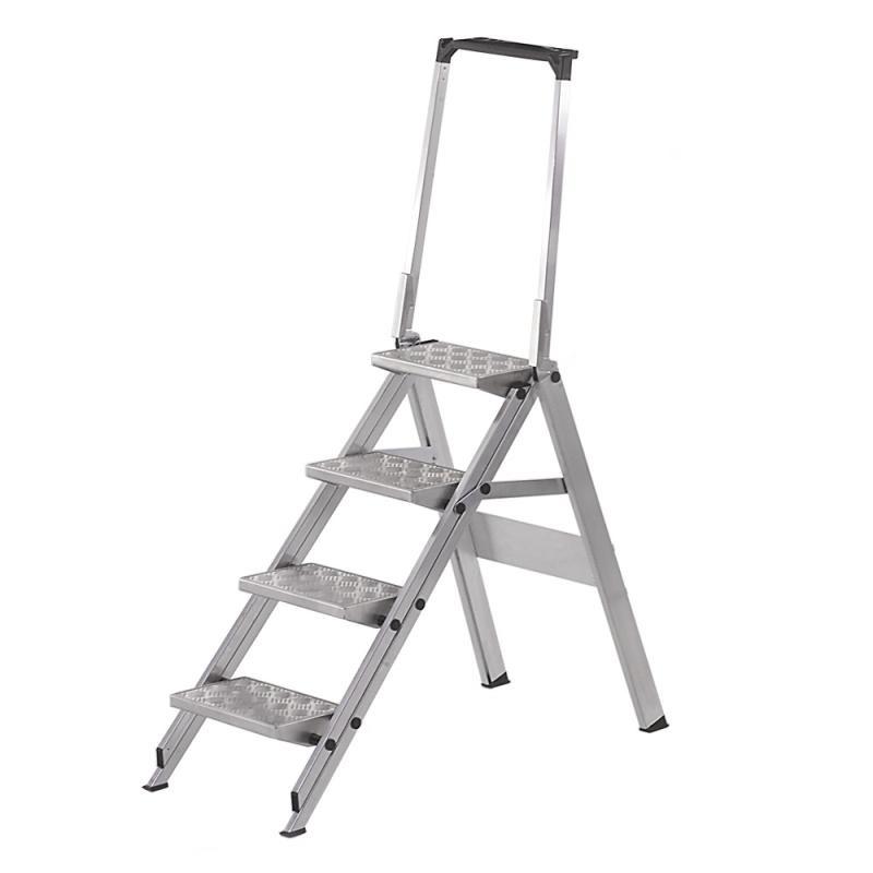 Little Jumbo Little Jumbo Sicherheitstreppe 4-Stufig mit Bügel