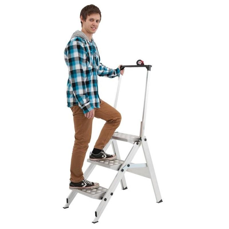 Little Jumbo Little Jumbo Sicherheitstreppe 5-Stufig mit Bügel