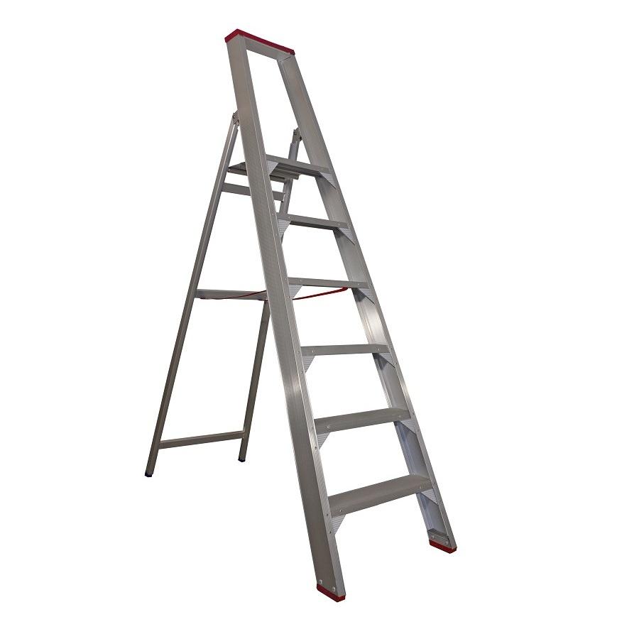 Little Jumbo Little Jumbo SuperPRO Stufen-Stehleiter 6 Stufen