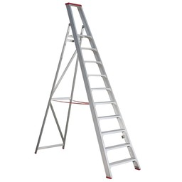 Little Jumbo Little Jumbo SuperPRO Stufen-Stehleiter 10 Stufen