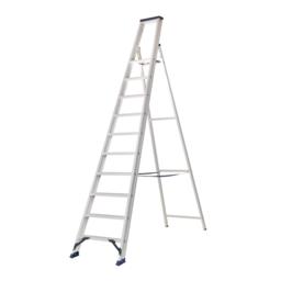Das Ladders Das Hercules ano Stufen-Stehleiter 1 x 10 Stufen ET10A