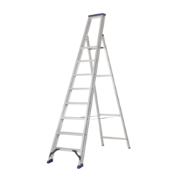 Das Ladders Das Hercules ano Stufen-Stehleiter 1 x 8 ET8A