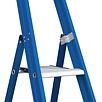 Das Ladders Das Hercules blue trapladder 6 treden ET6B