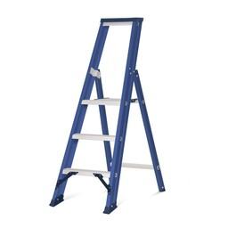Das Ladders Das Hercules blue escabeau 3 marches ET3B