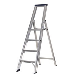 Das Ladders Das Premium escabeau 4 marches PET4