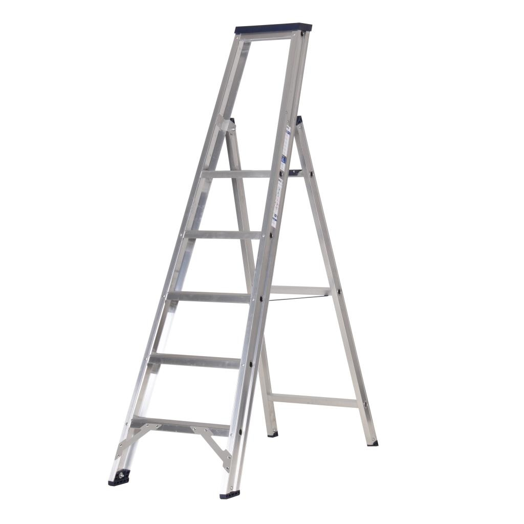 Das Ladders Das Premium trapladder 5 treden PET5