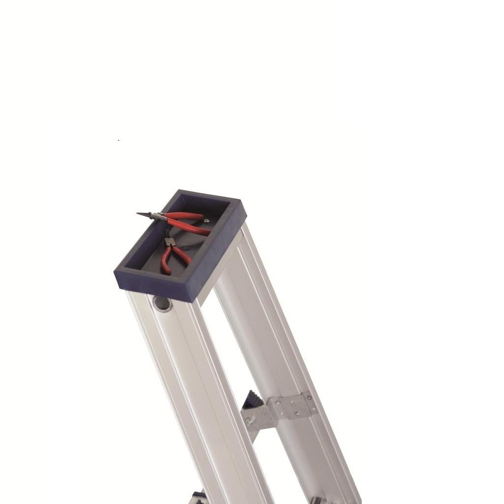 Das Ladders Das Premium Stufen-Stehleiter 5 Stufen PET5