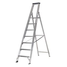 Das Ladders Das Premium Stufen-Stehleiter 6 Stufen PET6