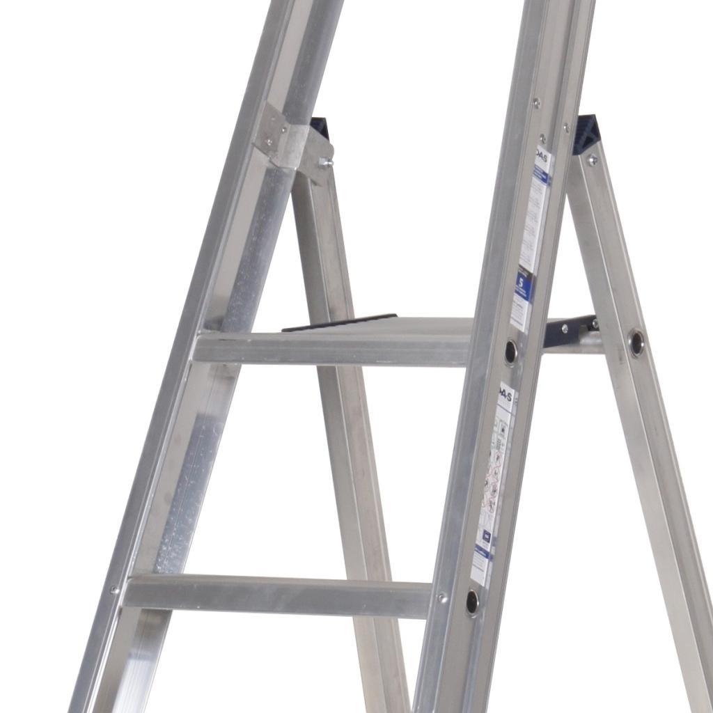 Das Ladders Das Premium  trapladder 6 treden PET6