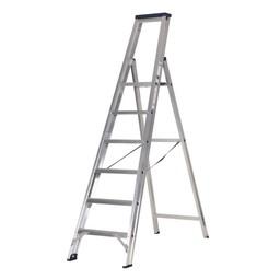 Das Ladders Das Premium Stufen-Stehleiter 7 Stufen PET7