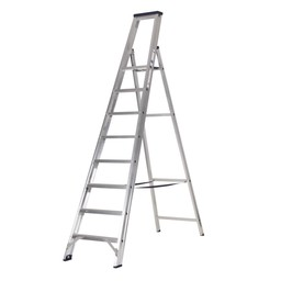Das Ladders Das Premium escabeau 8 marches PET8