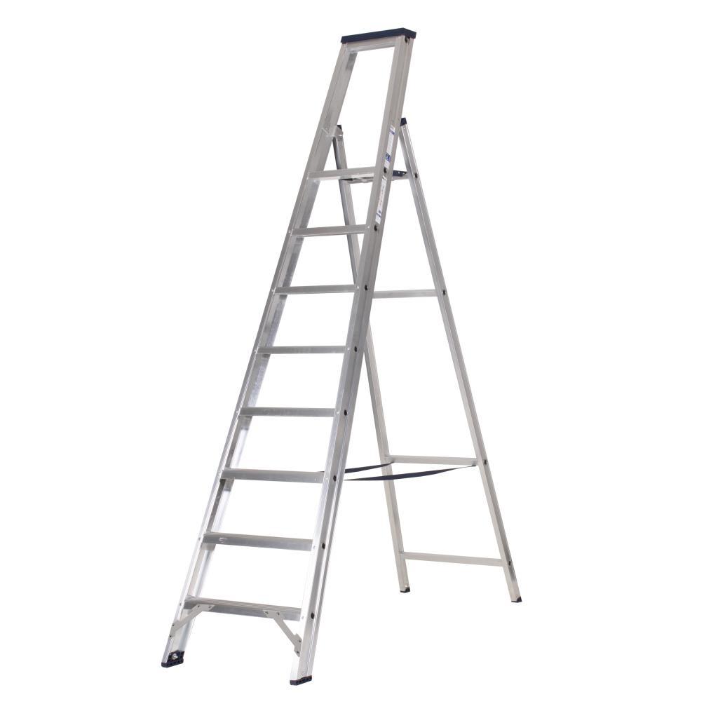 Das Ladders Das Premium trapladder 8 treden PET8