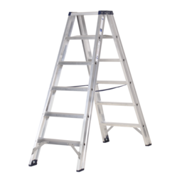 Das Ladders Das Premium escabeau double 6 marches PDT6