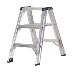 Das Ladders Das Premium escabeau double 3 marches PDT3