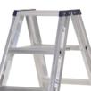 Das Ladders Das Premium Stehleiter beidseitig begehbar 2 Sprossen PDT2