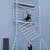 Rollgerüst 135-305 x 9,2 m Arbeitshöhe