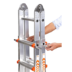 Wakü Waku 101 multifunctionele ladder 4x4