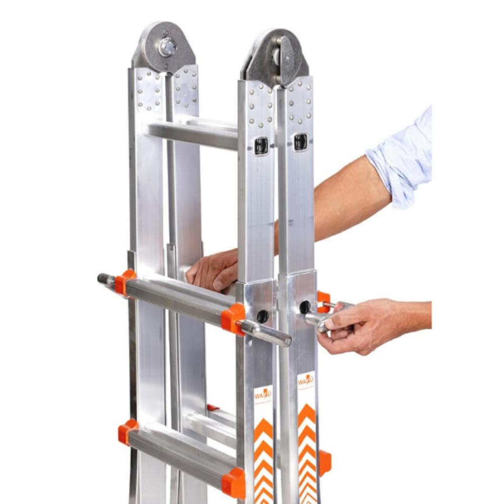 Wakü Waku 103 multifunctionele ladder 4x6