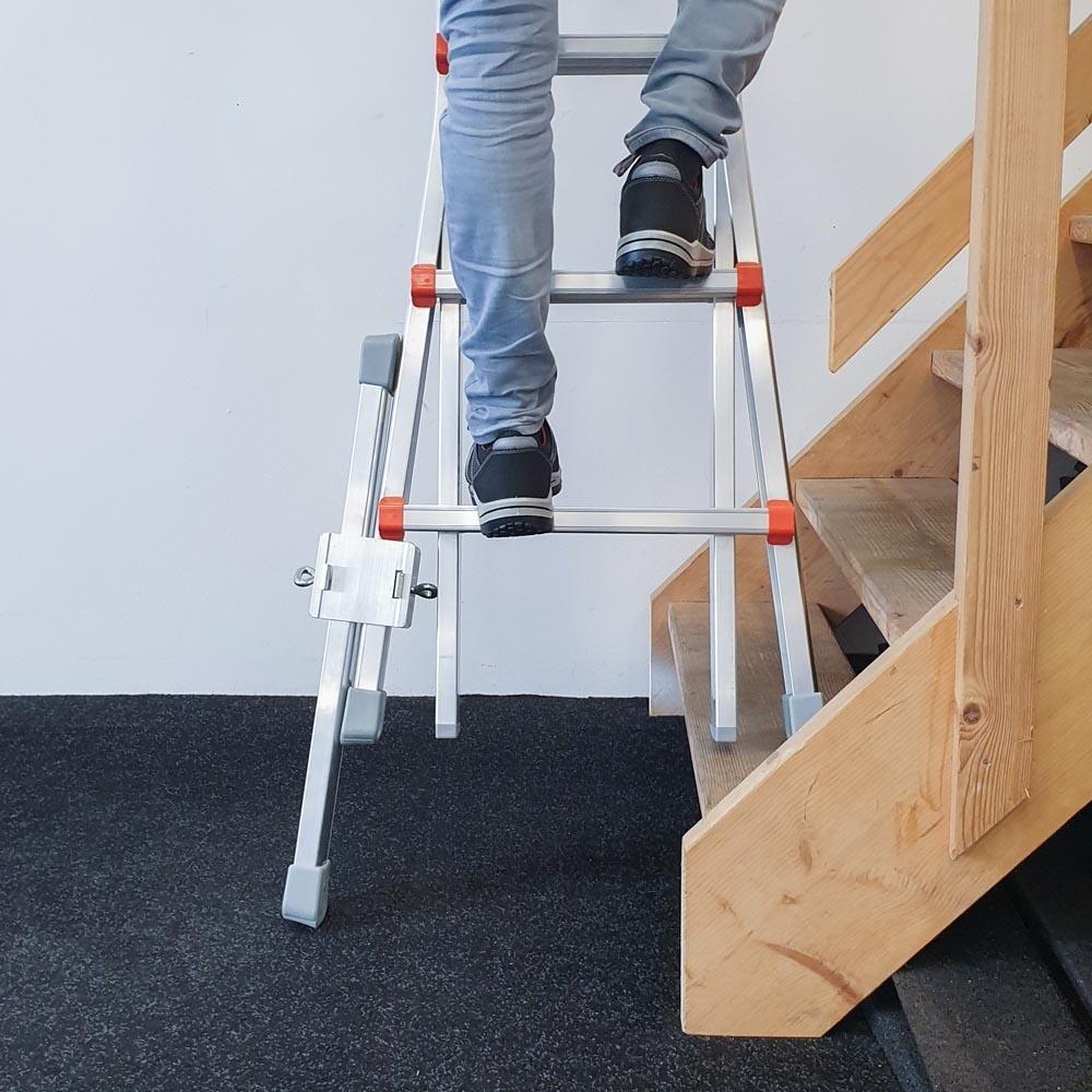 Wakü Waku 105 ladder boomverlenging verlengpoot