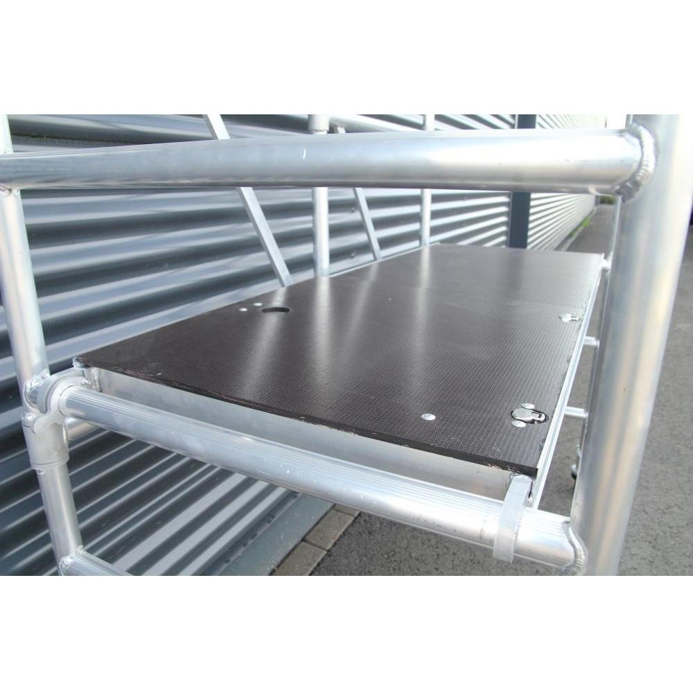 Alumexx Fahrgerüst Eco-Line Modul A Arbeitshöhe 3,00 m