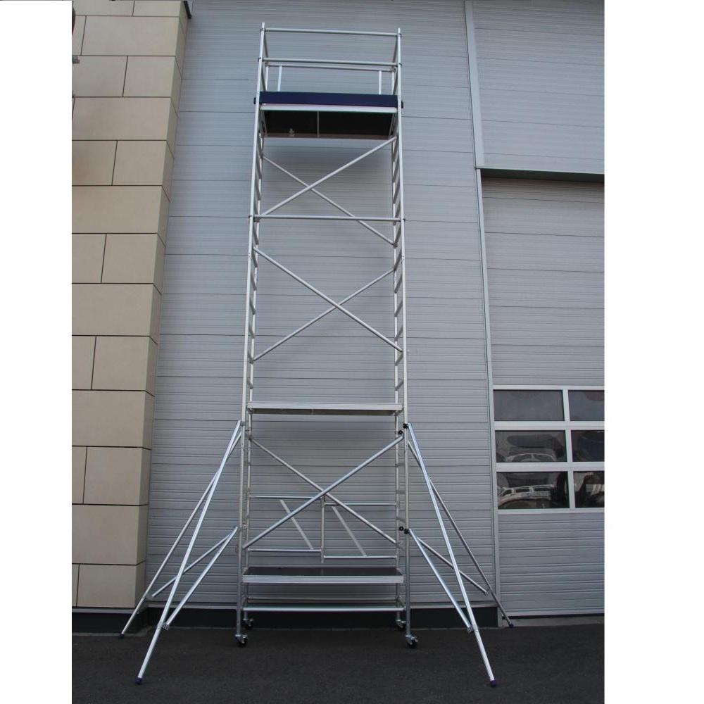 Alumexx Fahrgerüst Eco-Line modul A+B+C+D Arbeitshöhe 7,80 m