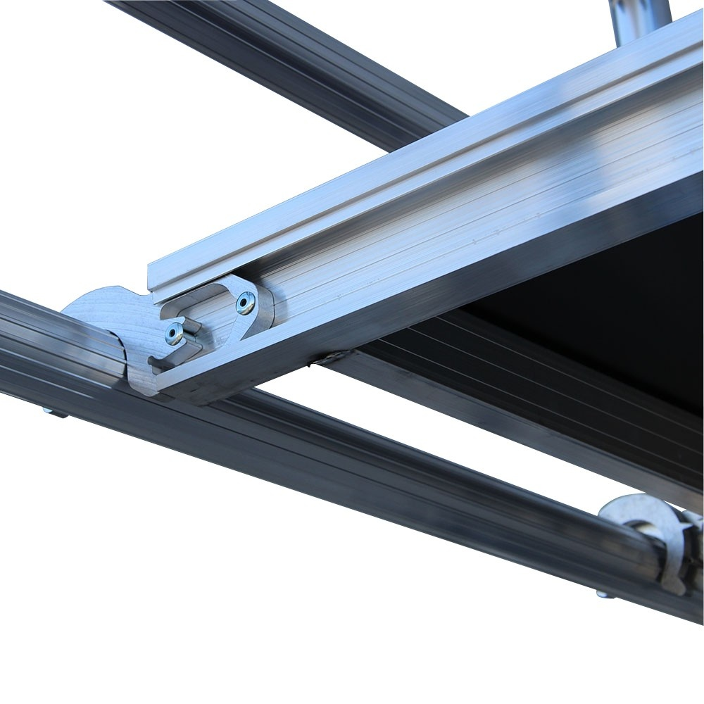 Alumexx Rollgerüst Basic-Line Arbeitshöhe 6,3 m (Typ 2.0)