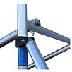 Alumexx Rollgerüst Basic-Line Arbeitshöhe 8,3 m + Anhänger