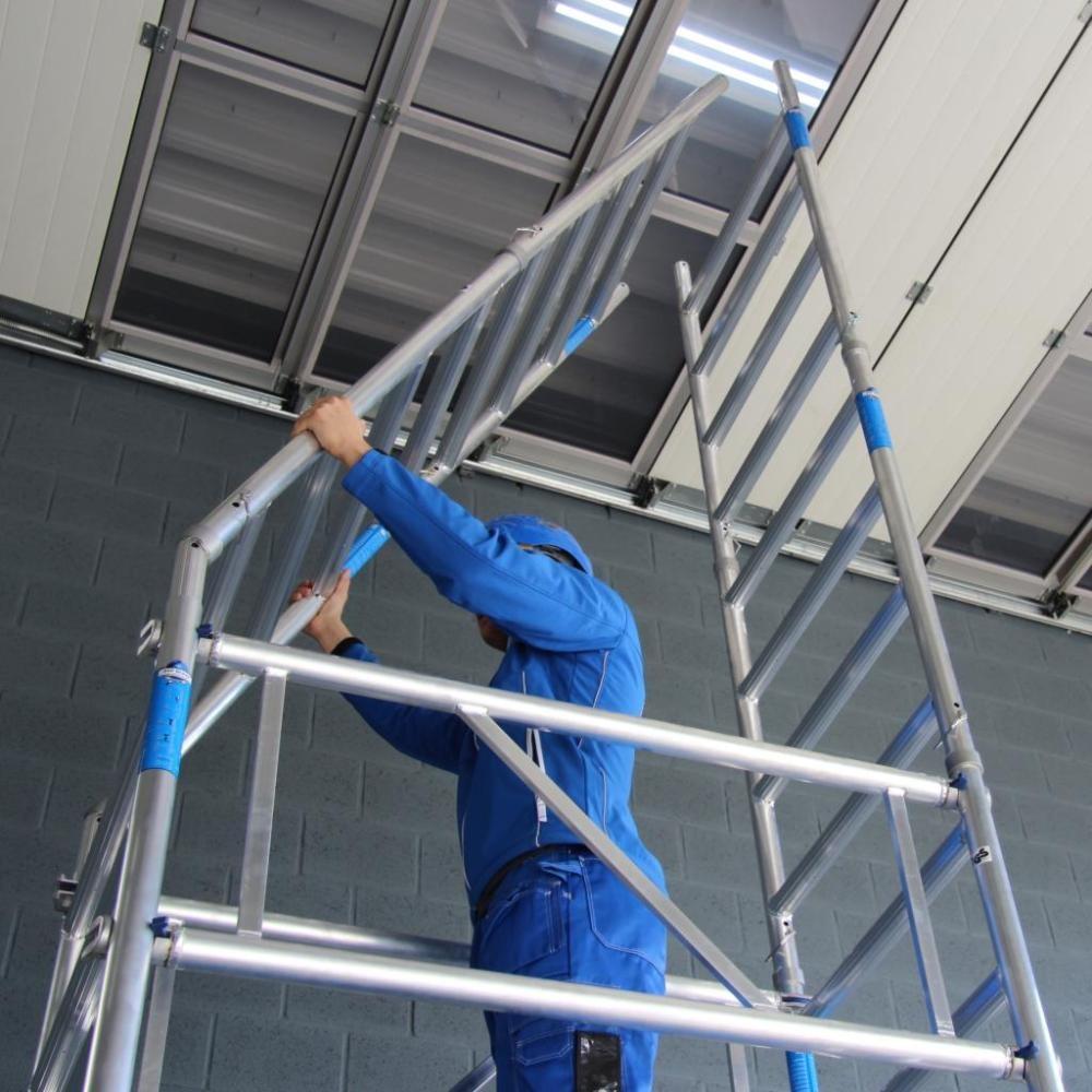 ASC ASC XS-Tower rolsteiger werkhoogte 6,20 m
