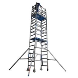 ASC ASC XS-Tower échafaudage hauteur de travail 6,20 m