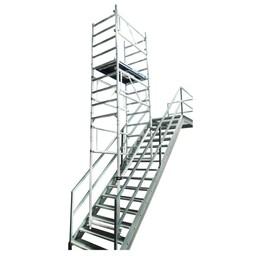 ASC ASC XS Tower hauteur de travail 6,20 m + module d'escalier