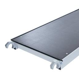 Rolsteiger platform 250 cm zonder luik