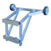 ASC Ladder wandafstandhouder aluminium