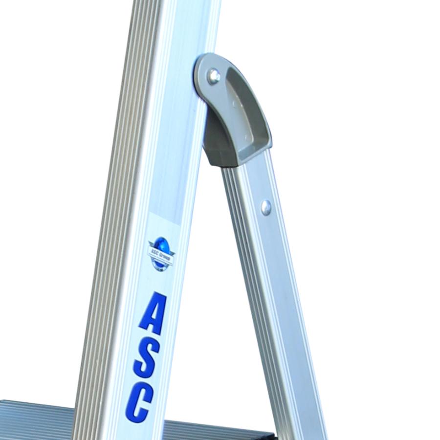 ASC ASC Trittleiter 9 Stufen BT-9