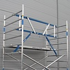 ASC Rolsteiger voorloopleuning enkel 135 x 305 x 10,2 m werkhoogte