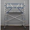 ASC Rolsteiger voorloopleuning enkel 135 x 305 x 4,2 m werkhoogte