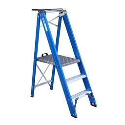 Das Ladders Das workstage blue 3 treden
