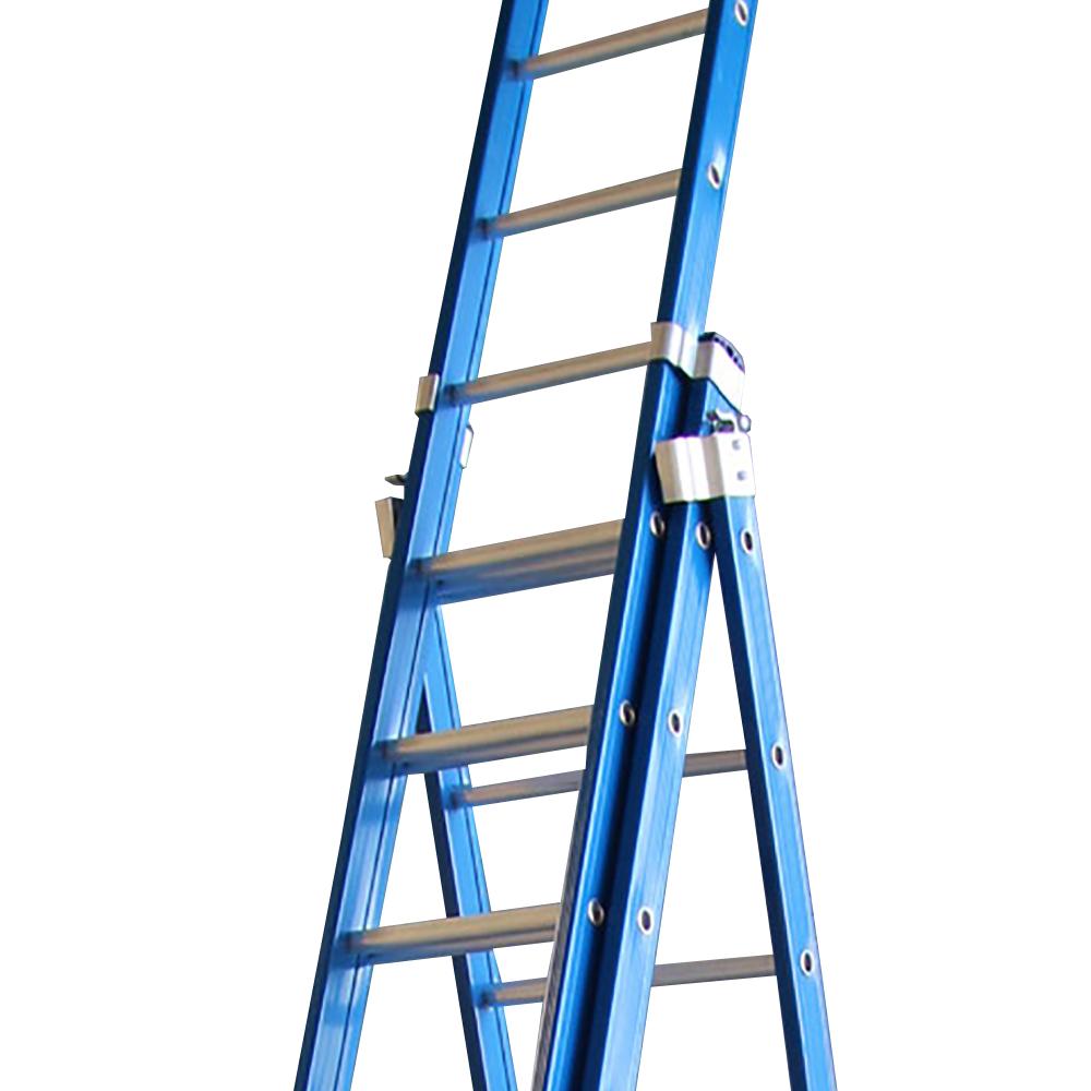 ASC ASC XD ladder 3x10 sporten met stabilisatiebalk