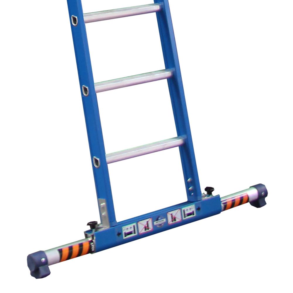 ASC ASC XD ladder 3x8 sporten met stabilisatiebalk