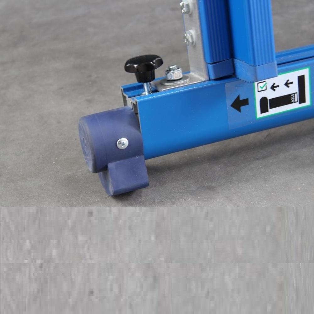 ASC ASC XD Anlegeleiter 3x8 Sprossen mit Traverse