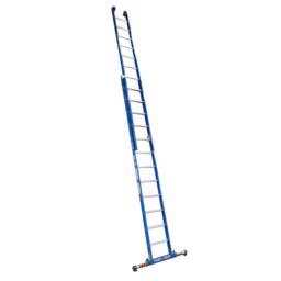 ASC ASC XD ladder met stabilisatiebalk 2x14 sporten