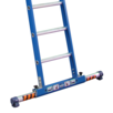 ASC ASC XD ladder 2x12 sporten met stabilisatiebalk