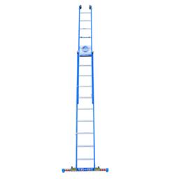 ASC ASC XD ladder met stabilisatiebalk 2x10 sporten
