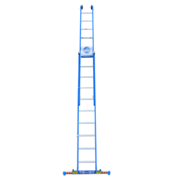 ASC ASC XD ladder met stabilisatiebalk 2x8 sporten
