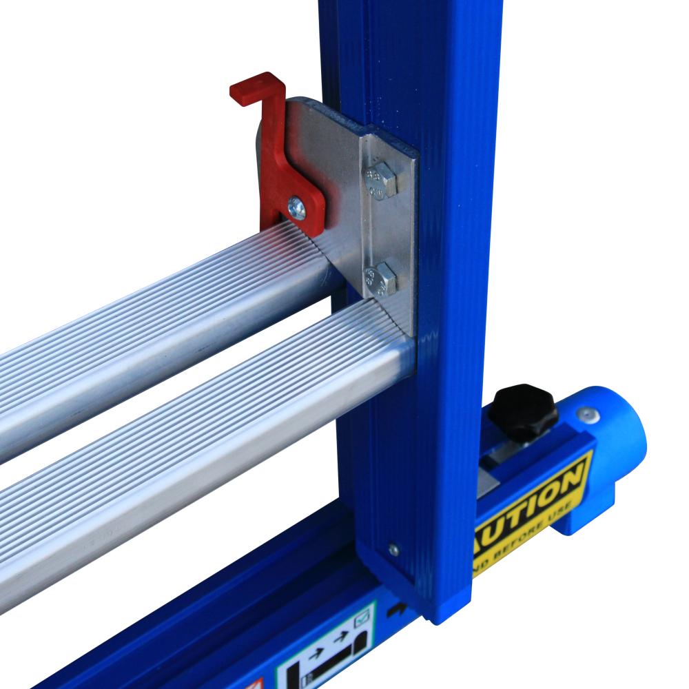 ASC ASC XD ladder 2x8 sporten met stabilisatiebalk